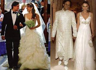 9. Elizabeth Hurley & Arun Nayar - $2,6 juta
