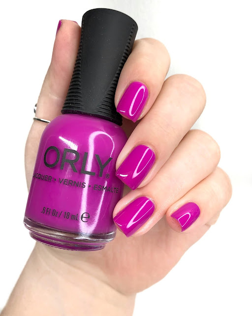 Orly Lips Like Sugar 25 Sweetpeas