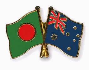 Australia Vs Bangladesh 31st T20 is on April 1, 2014.