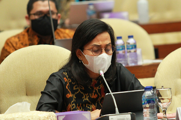 Sri Mulyani: Kontraksi di Jakarta Akibat PSBB Berdampak ke Nasional