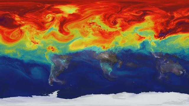 Ο Ενεργειακός Προϋπολογισμός της Γης είναι Εξαντλημένος και είναι Σφάλμα της Ανθρωπότητας
