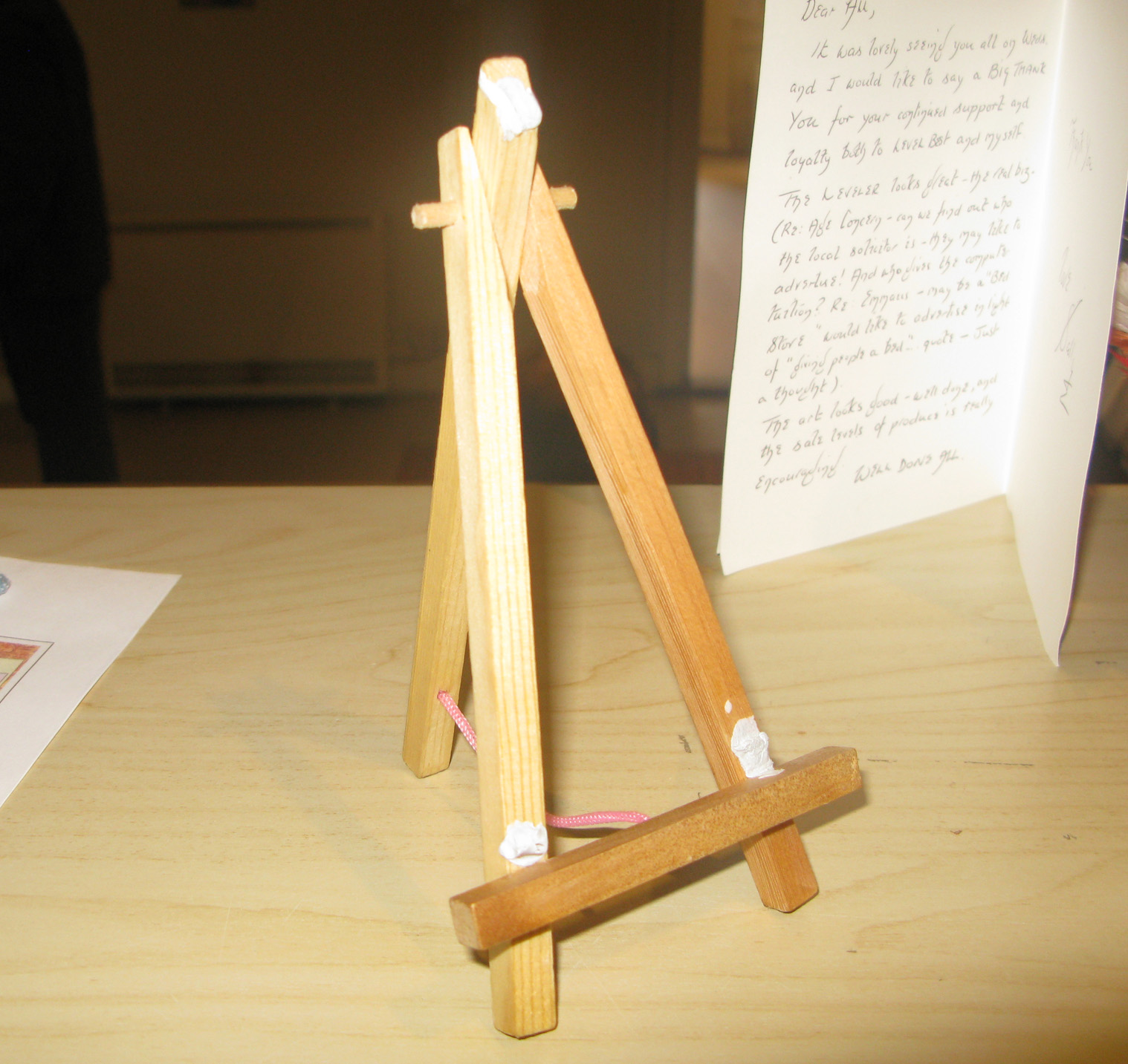 Plans To Build How To Make An Artist Table Easel Pdf Plans