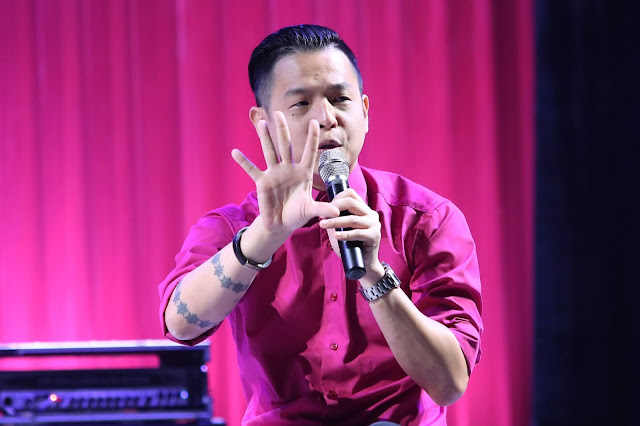 Alasan Ernest Prakasa Ogah Dukung PSI Lagi