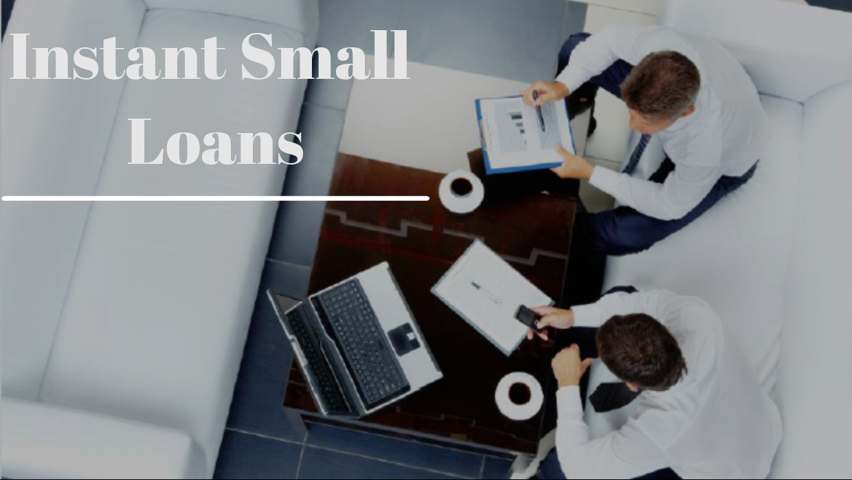 how to get a small bank loan