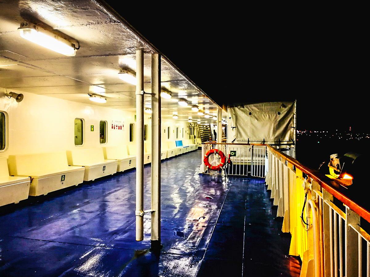 Rejs do Szwecji - Stena Line