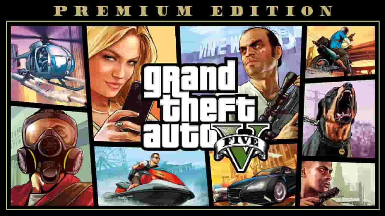 GTA 5-FOR-PC