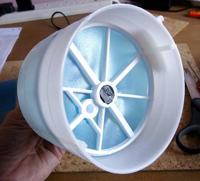 cistern flush syphon diaphragm bog repair