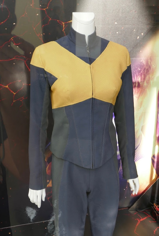 Jean Grey X-Men uniform Dark Phoenix movie