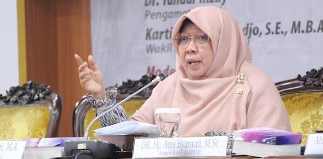 Anis Byarwati: Gelontoran Dana Rp 20 Triliun Untuk Jiwasraya Mencederai Hati Rakyat