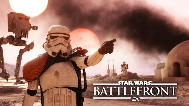 Star Wars Battlefront se unirá a EA Access el 12 de diciembre