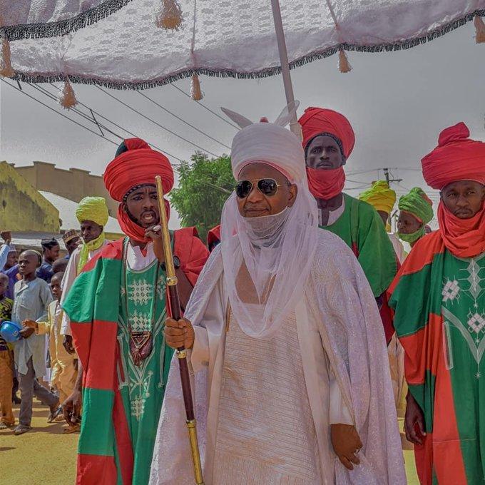 BREAKING! Rano Emir Dies In Kano