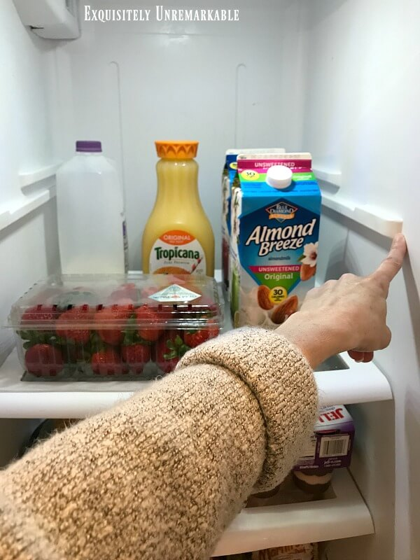 Adding A Shelf To A Refrigerator