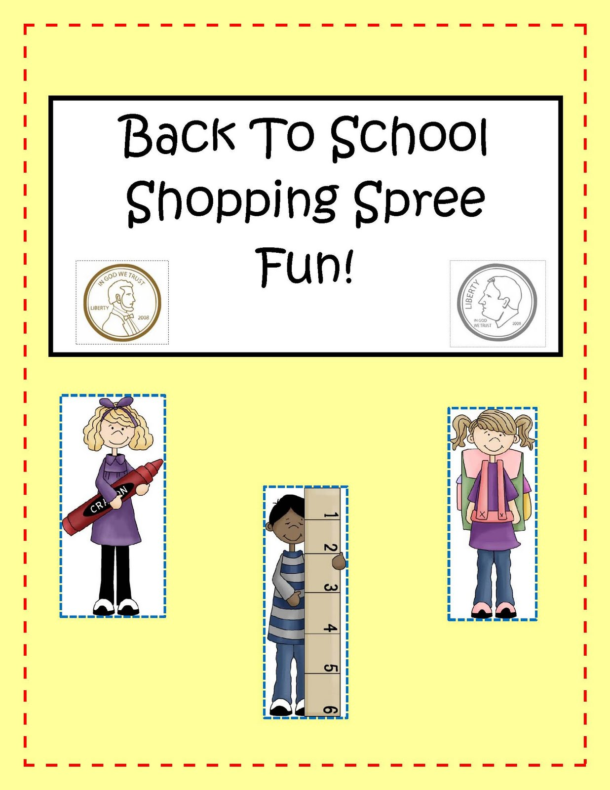 Engaging Lessons And Activities Back To School Elementary Math Activity