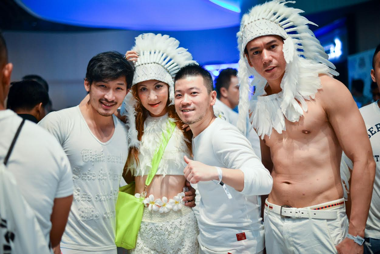 WHITE PARTY BANGKOK