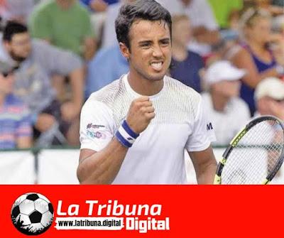 Hugo Delien gana en Francia