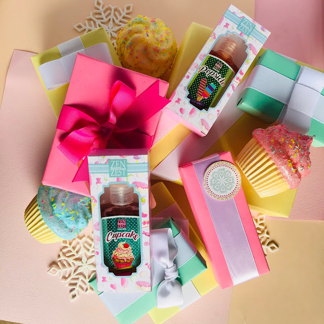 'Tis the season of giving! Zen Zest &Scent Station Gift Sets are now in stores!
