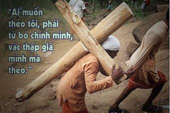 Bài Giảng Chúa Quang Lâm Số 46: Vác Thánh Giá