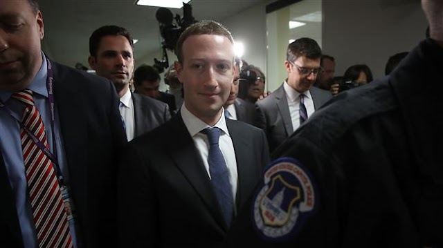 Facebook chief Mark Zuckerberg takes personal blame for lapses