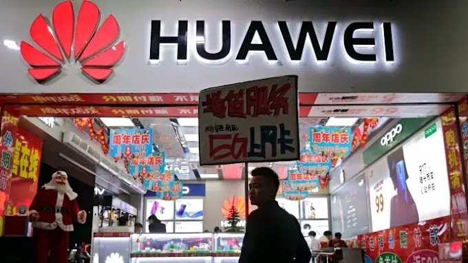 Huawei Responds to Google's Android Ban on Its Devices