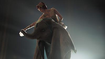Dumbo 2019 Disney remake Eva Green circus