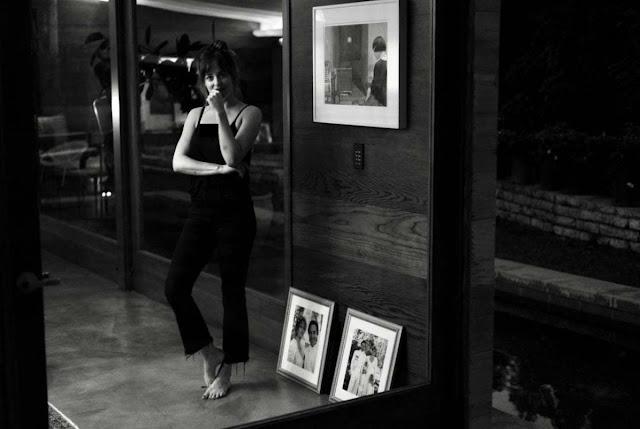 Photoshoot of Dakota Johnson By Greg Williams January 2018