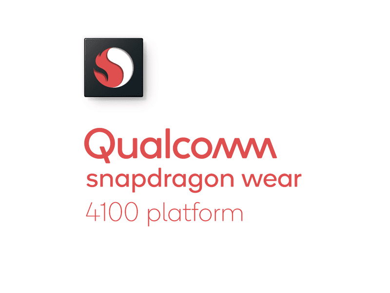 Qualcomm Snapdragon Wear 4100, 4100+ for WearOS now official!