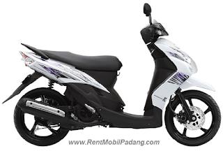 Sewa Motor Mio Soul di Bogor