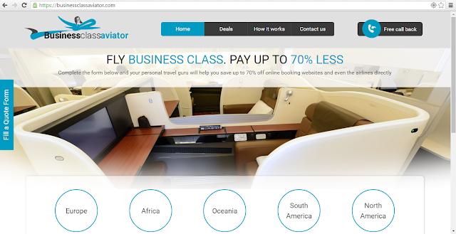 Business Class Aviator