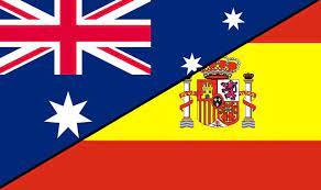 اسبانيا واستراليا