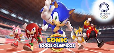 Sonic nos Jogos Olímpicos de Tóquio 2020 download