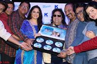 Gracy Singh and Bappi Lahiri   Blue Mountain Music Launch IMG 0713.JPG