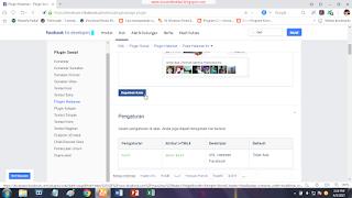 Cara Menambahkan Widget Facebook Fans Page di Blogger atau Website