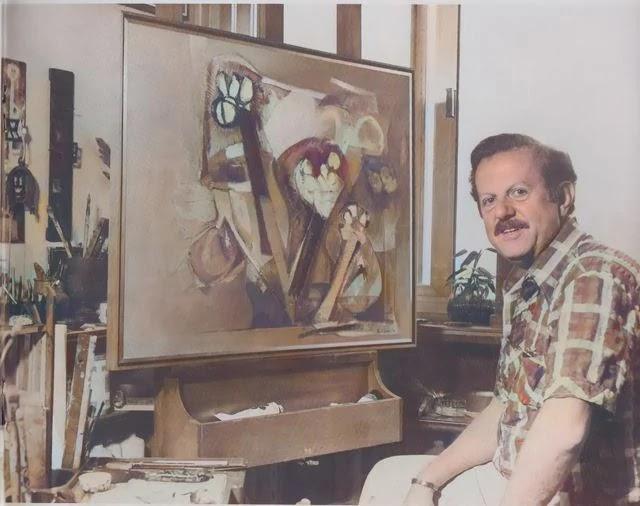 O centenário do pintor Paulo Chaves