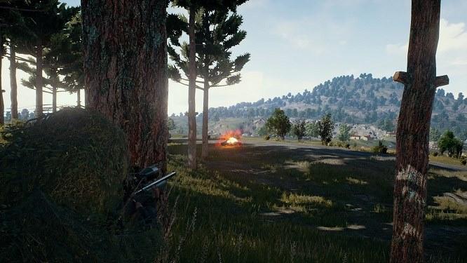playerunknown battlegrounds gameplay sniper