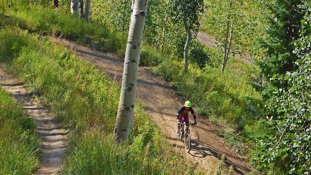 Snowmass Valle Colorado ciclismo