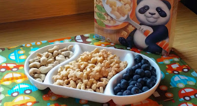 Barbara's Snackimals Cereals - snack tray