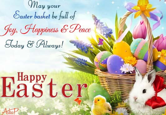 Happy Easter Messages For Facebook