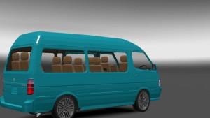 Toyota Hiace Car v 1.0 [Beta]