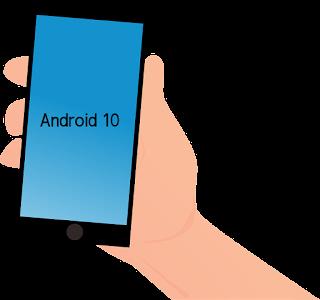 Di bawah ini adalah daftar smartphone yang sejauh ini mendukung Android 10 versi beta:   Google Pixel. Google Pixel XL. Google Pixel 2. Google Pixel 2 XL. Google Pixel 3. Google Pixel 3 XL. Google Pixel 3a. Google Pixel 3a XL. Asus Zenfone 5Z. Essential Phone. Huawei Mate 20 Pro. LG G8. Nokia 8.1. OnePlus 6T. Oppo Reno. Realme 3 Pro. Sony Xperia XZ3. Techno Spark 3 Pro. Vivo X27. Vivo Nex S. Vivo Nex A. Xiaomi Mi 9. Xiaomi Mi Mix 3 5G.