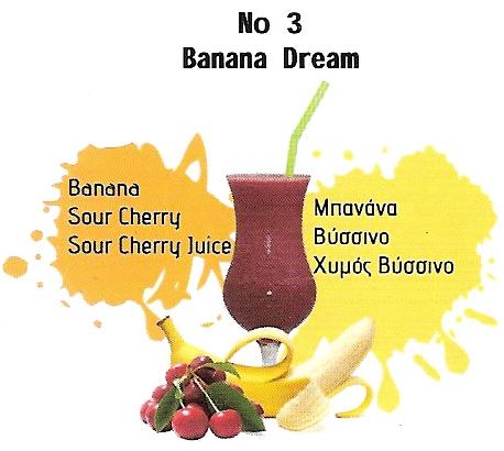 No 3 - Banana Dream