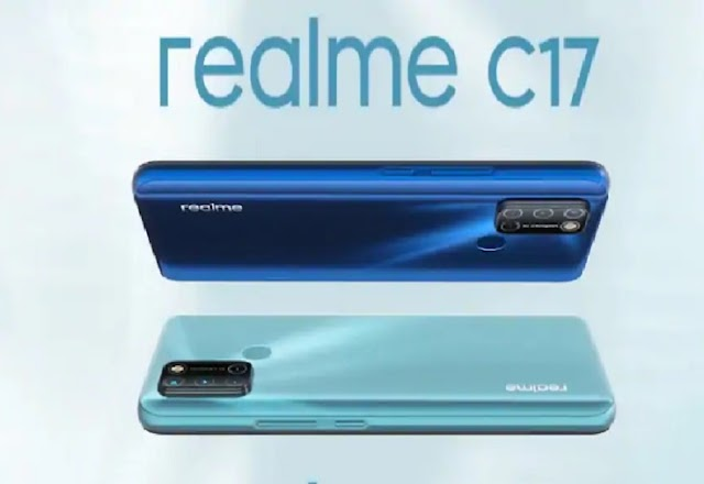Realme c17 Price 15990 Launch In Bangladesh Specifications