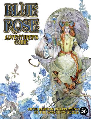Blue Rose Adventurer's Guide 5e