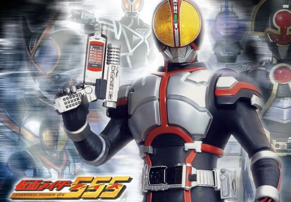 Kamen Rider 555 Episodio 22