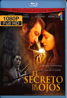 El Secreto De Sus Ojos [2009] [1080p BRrip] [Latino-Inglés] [LaPipiotaHD]