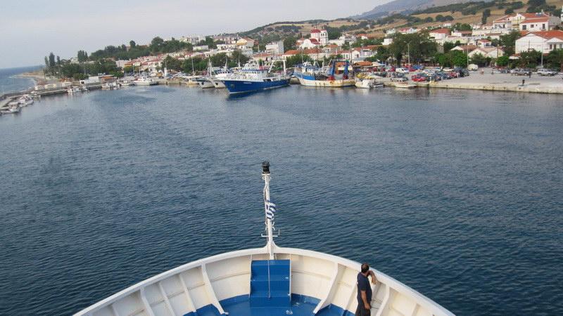 Δύο επιπλέον πλοία στη γραμμή Σαμοθράκη - Αλεξανδρούπολη
