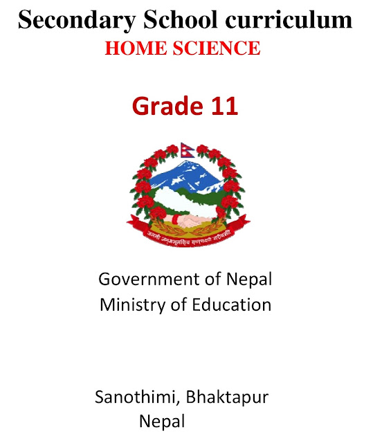 home science syllabus