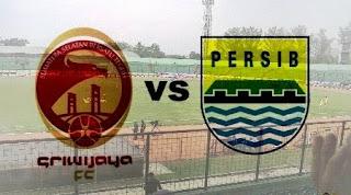 HT: Sriwijaya FC vs Persib Bandung 0-2 Liga 1 Senin 4/9/2017