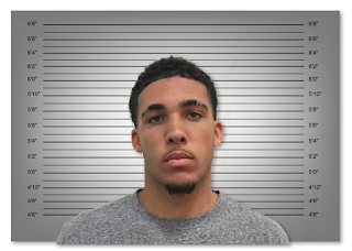LiAngelo Ball Louis Vuitton Arrested In China Mugshot