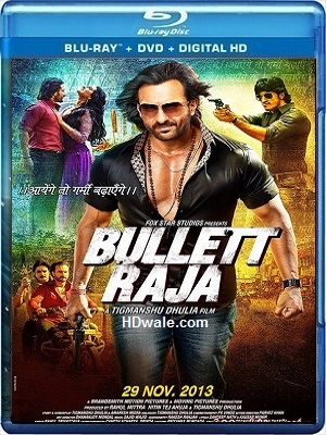 Bullett Raja Movie Download (2013) HD 720p BluRay 950mb