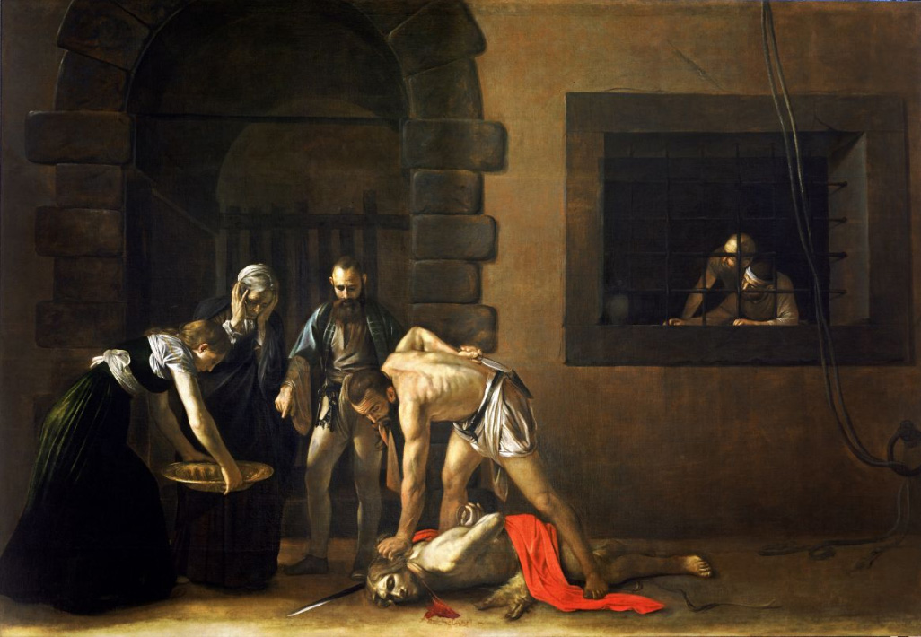 AUGUST 29 - The beheading of John the Baptist